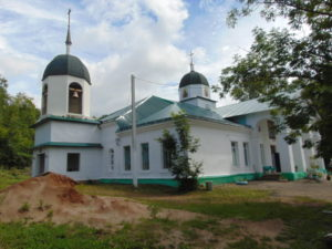 Храм Преподобного Серафима Саровского Чудотворца